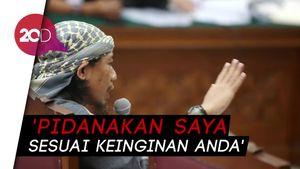 Aman Abdurrahman: Silakan Hukum Mati Saya!