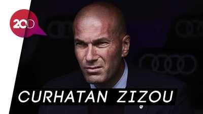 Pernyataan Lengkap Zidane Mundur dari Real Madrid