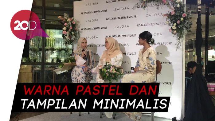 Prediksi Tren Baju Lebaran 2018 Menurut Desainer Ria Miranda