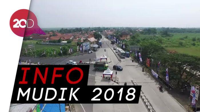 Kesiapan Infrastruktur Mudik Lebaran 2018