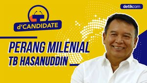 dCandidate: Perang Milenial Tb Hasanuddin