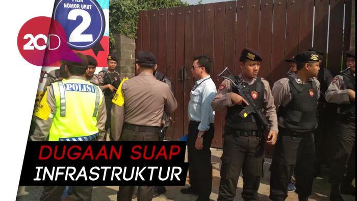 KPK Geledah Rumah Mantan Bupati Tulungagung