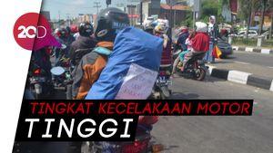 Warning KPAI: Bawa Anak, Jangan Mudik Pakai Motor!