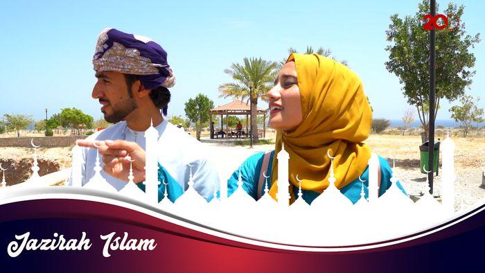 Ragam Kehidupan di Negeri Padang Pasir Oman