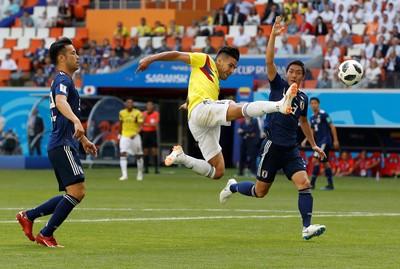 Pelatih Kolombia: Hasilnya di Luar Perkiraan