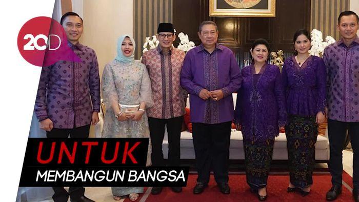 Tanggapan Sandi Terkait Sanggahan Demokrat soal SBY