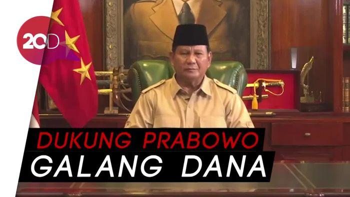Prabowo Galang Dana untuk Ongkos Politik, PKS: Kreatif!