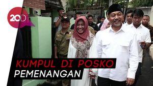 Usai Nyoblos, Cawagub Ahmad Syaikhu Merapat ke Bandung