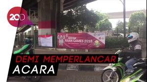 Ganjil Genap Jadi 15 Jam, Masyarakat Diminta Bersabar Selama Asian Games