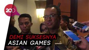 Anies Minta Warga Jakarta Maklumi Dampak Perluasan Ganjil-Genap