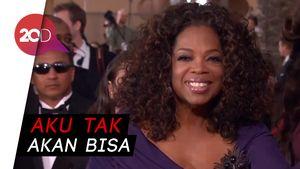 Jawaban Oprah Soal Maju Jadi Presiden Amerika Serikat
