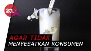 YLKI: Rasional Jika Kata Susu Dihilangkan Jadi Kental Manis