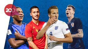 Ini Piala Dunia atau Piala Eropa?