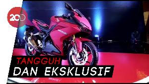 Begini Model Baru Honda CB150R dan CBR250RR