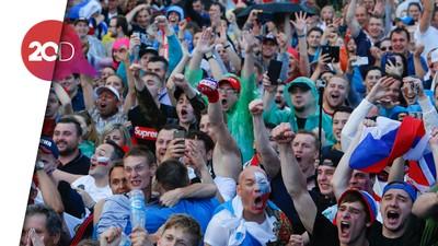 Piala Dunia Telah Menyulap Citra Rusia yang Kaku