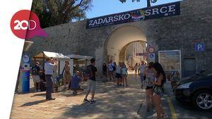 Zadar, Tanah Kelahiran Modric-Subasic Siap Sambut Juara Dunia