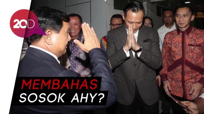 Prabowo Bertemu SBY Malam Ini, Mungkinkah Koalisi?