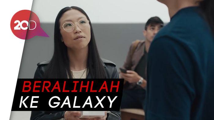 Lagi! Samsung Sindir Apple Lewat Iklan Terbarunya