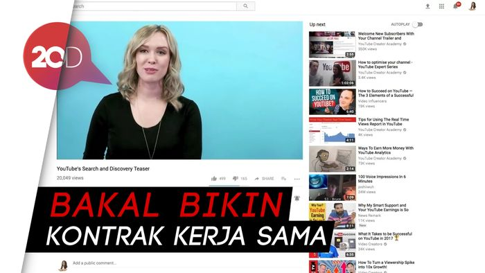Persaingan YouTube Tandingi IGTV