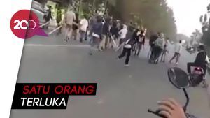Tawuran Pelajar di Tangerang, 1 Pelajar Kritis