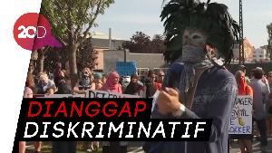 Niqab Dilarang di Denmark, Ribuan Warga Turun ke Jalan!