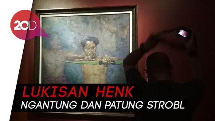 Ini Dia Ikon Pameran Seni Koleksi Istana Kepresidenan