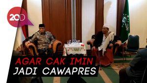 Puluhan Kiai Desak PBNU Dorong Jokowi Gandeng Cak Imin