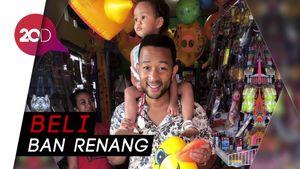 John Legend Aja Suka Belanja di Pasar, Masa Kamu Nggak!