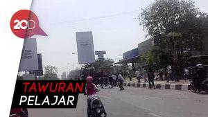 Dua Kelompok Pelajar di Cirebon Terlibat Tawuran