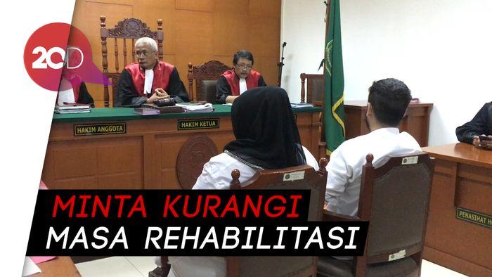 Dituntut Rehabilitasi 2 Tahun, Dhawiya Akan Ajukan Pleidoi