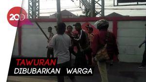 Tawuran Pelajar Terjadi di Jatinegara