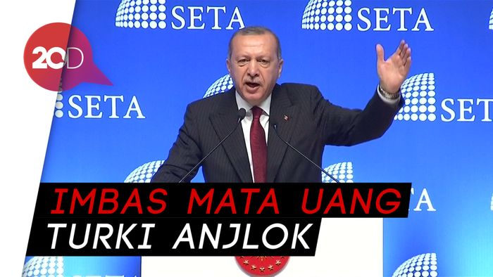 Erdogan Ancam Boikot Produk Elektronik AS Termasuk iPhone