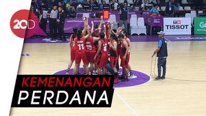 Basket Putri Indonesia Menang Dramatis atas India