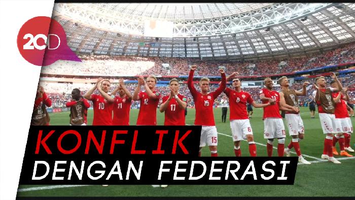 Jelang Lawan Slovakia dan Wales, Denmark Turunkan Pemain Futsal