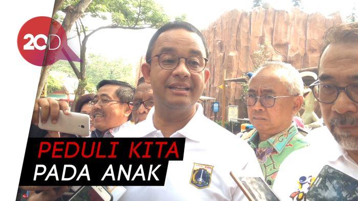 Anies Ingin Jakarta Jadi Kota Layak Anak