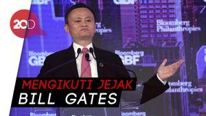 Jack Ma Akan Pensiun dari Alibaba, Apa Alasannya?