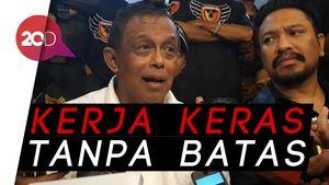 Djoko Santoso Siap Kerja Militan demi Prabowo-Sandi