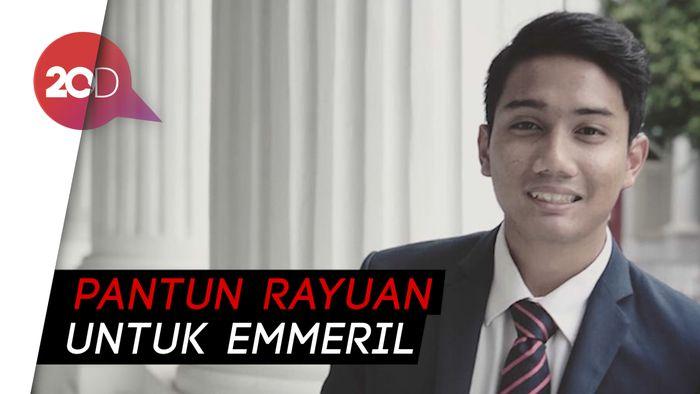 Gombalan Maut Netizen demi Merebut Hati Anak Ridwan Kamil