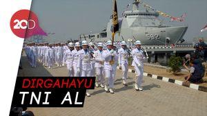 Seru! Atraksi Keren Para Prajurit di HUT ke-73 TNI AL