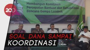 Jeritan Hati Para Bupati Lombok soal Penanganan Gempa