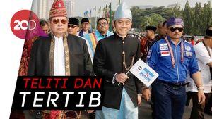 SBY WO di Kampanye Damai, Prabowo: Saya Agak Santai