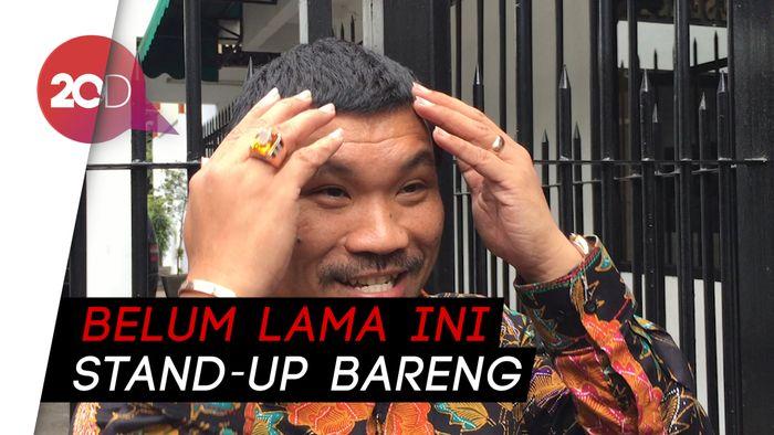Mudy Taylor Ditangkap, Mongol Stres Sambangi Polda Metro Jaya