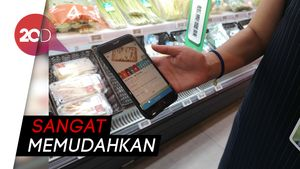 Kapan Yah Indonesia Punya Supermarket Digital Kaya Gini?