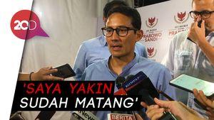 Keluarga Gus Dur Dukung Jokowi, Sandi: Kita Hormati