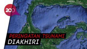 Ini Alasan BMKG Akhiri Peringatan Tsunami di Donggala