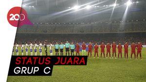 Timnas Indonesia Melenggang ke Perempatfinal AFC U-16