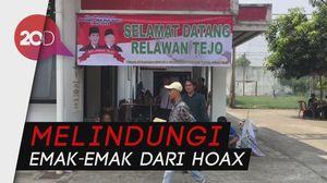 Relawan Tejo Siap Lawan Berita Hoax