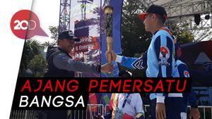 Tularkan Sportivitas Asian Para Games di Pilpres 2019