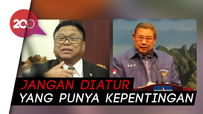 OSO Anggap Permintaan SBY Hentikan Kampanye Sarat Kepentingan