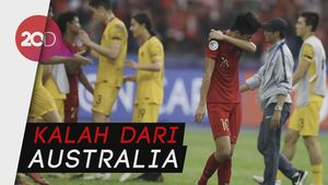 Pupus Harapan Timnas Indonesia Tampil di Piala Dunia U-17